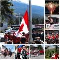 Jasper AB, Canada Day