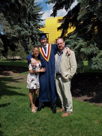 Leo-Highschool-Graduation